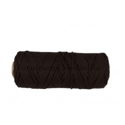Cordon negro 2MM, 100 metros