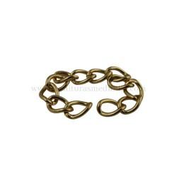 cadena de oros para el asa de bolsos y bandoleras
