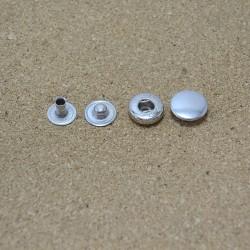 botones a presion metalicos para cuero y textil
