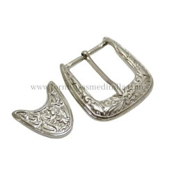 WROUGHT BELT BUCKLE