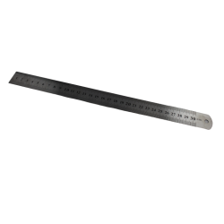 REGLA METALICA (30CM)